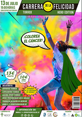 Torrox Color Run 2019