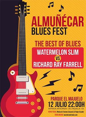 Almunecar Majuelo Best of Blues 2019