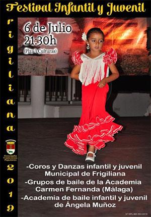 Frigiliana Festival Infantil 2019