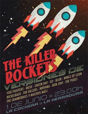 Herradura Cochera Killer Rockets