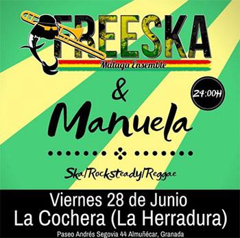 Herradura Cochera Malaga Ensemble