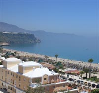 Nerja Burriana Playa Overview 1