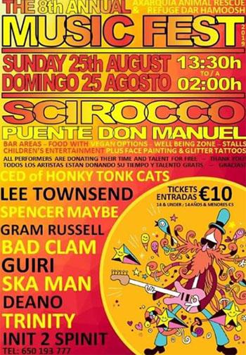 Puente don Manuel Scirocco Fest