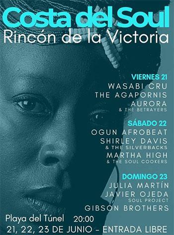 Rincon Costa del Soul 2019