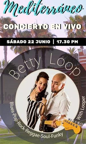 Velez Betty Loop