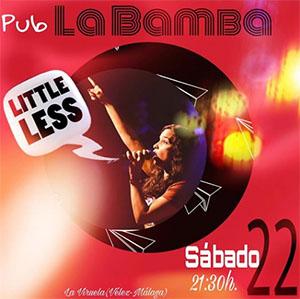 Vinuela Bamba Little Less