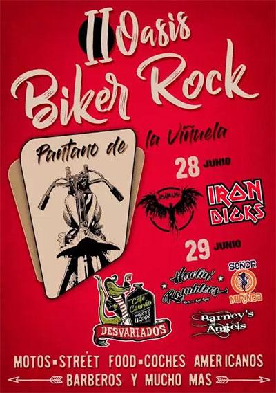 Vinuela Biker Rock 2019