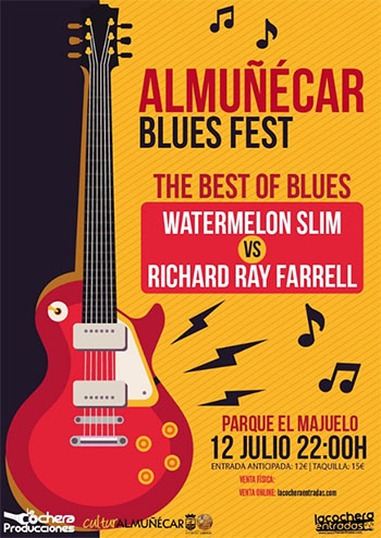Almunecar Blues Fest 2019