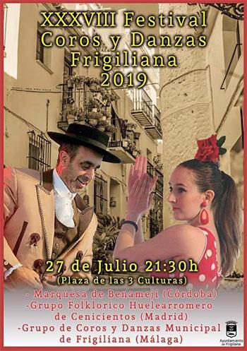 Frigiliana Festival Coros y Danzaa 2019