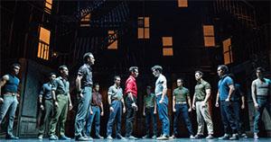 Malaga Cervantes West Side Story