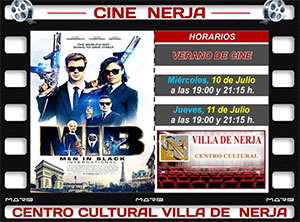 Nerja CCN Film Men in Black International