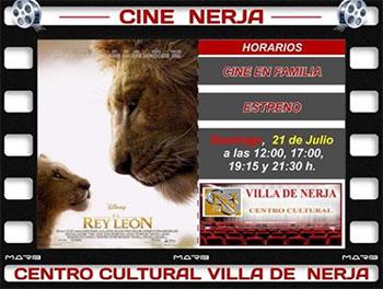 Nerja CCN Film Rey Leon