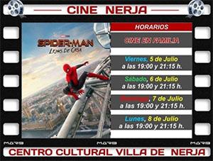 Nerja CCN Film Spiderman
