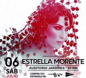 Nerja Cuevas Festival 2019 Morente