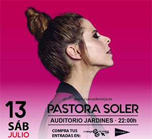 Nerja Cuevas Festival 2019 Soler