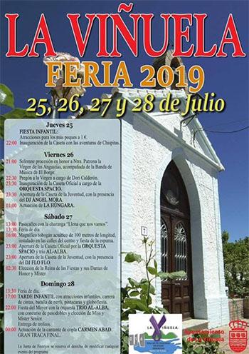 Vinuela Feria 2019
