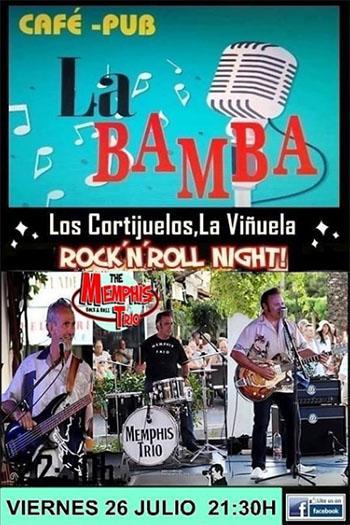 Vinuela La Bamba MemphisT