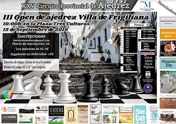 Frigiliana schaak2019
