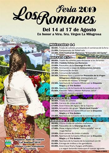 Los Romanes Feria 2019