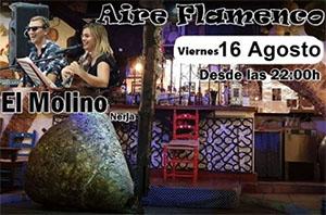 Nerja El Molino Aire Flamenco 20190816