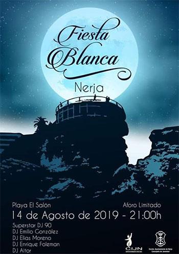 Nerja Fiesta Blanca 2019