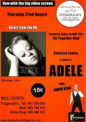Nerja Fitzgeralds Adele