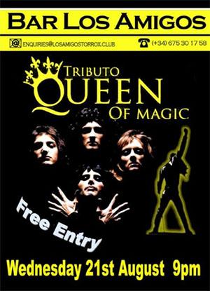 Torrox Los Amigos Queen of Magic