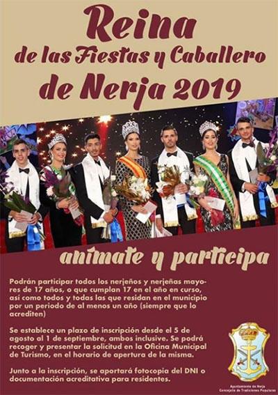 Nerja Feria 2019 verkiezingen