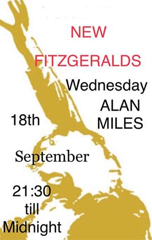 Nerja Fitzgeralds Alan Miles
