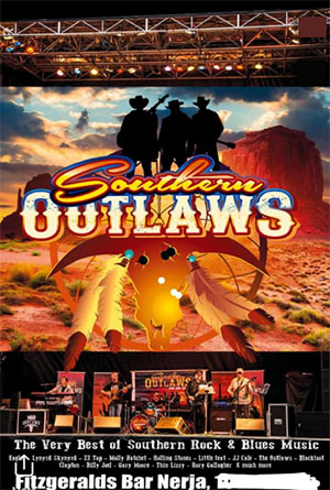 Nerja Fitzgeralds Southern Outlaws 201910