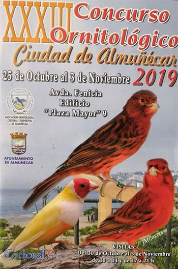 Almunecar Vogelshow