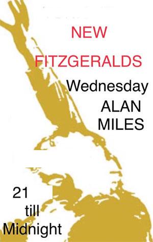 Nerja Fitzgeralds Alan Miles 201910