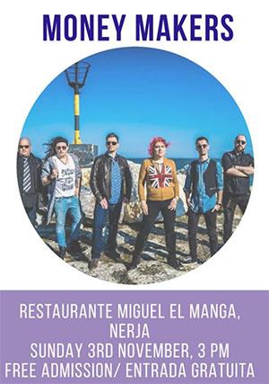 Nerja Miguel el Manga MoneyMakers