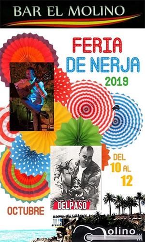 Nerja Molino Feria 2019