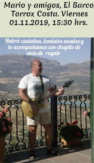 Torrox Costa El Barco Mario y Amigos