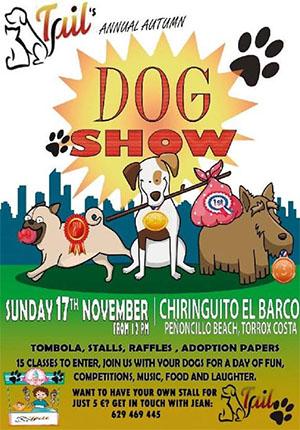 Torrox El Barco Dogshow 2019