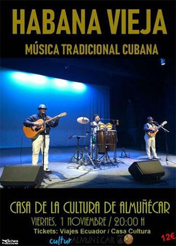 Almunecar Casa de la Cultura Habana Vieja