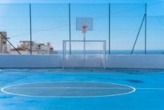 Maro sportcomplex renovatie
