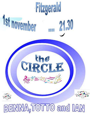 Nerja Fitzgeralds Circle 20191101
