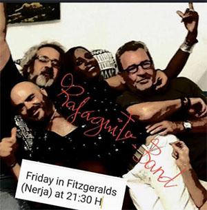 Nerja Fitzgeralds Rafaguita 201911