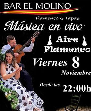 Nerja Molina Aire Flamenca