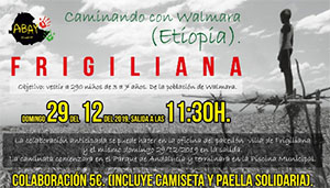 Frigiliana Caminando con Walmara