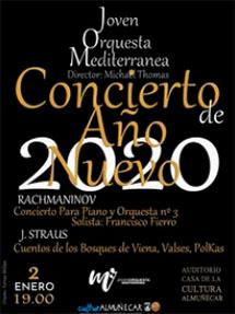 Almunecar Nieuwjaarsconcert 2020
