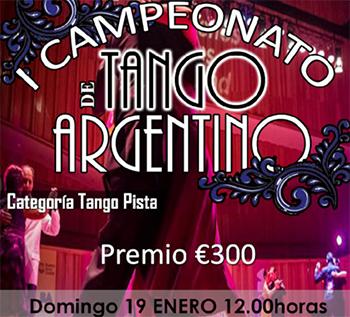 Almunecar Tango kampioenschappen