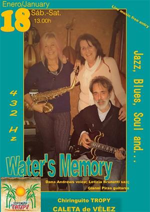 Caleta Tropy Waters Memory