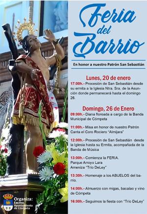 Competa Feria del Barrio