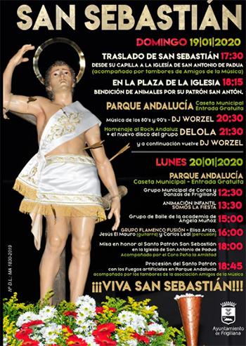 Frigiliana San Sebastian 2020