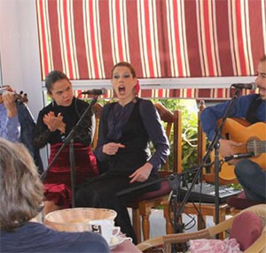 Herradura Maravillas Flamencomiddag