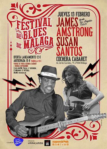Malaga Cochera Bluesfestival