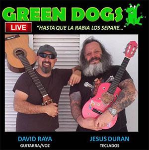Nerja Fitzgeralds Green Dogs